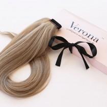 Ponytail - Queue de Cheval (Longueur : 60cm environ) Cheveux 100% Naturels Remy Hair - 90g environ