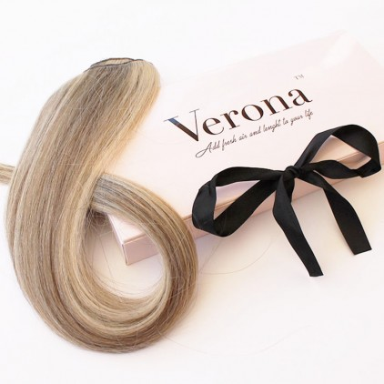 Extensions de cheveux à Clips 100% Naturelles SUR-MESURE (Largeur, Longueur & Poids AU CHOIX)